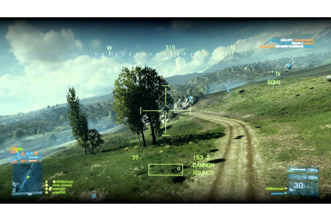 Battlefield 3 PC Caspian Border- Attack helicopter game ...