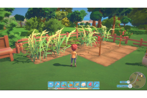 Play My Time At Portia online game | Vortex Cloud Gaming