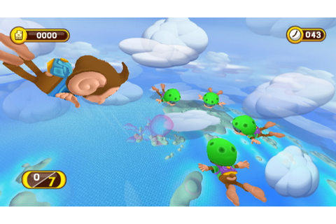 Super Monkey Ball Step & Roll Review « Video Games Daily