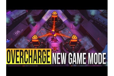 OVERCHARGE NEW GAME MODE FULL GAMEPLAY - League of Legends ...