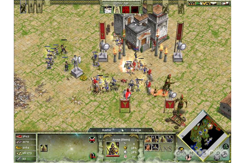 Age Of Mythology - Titans Expansion PC Game Download Free ...