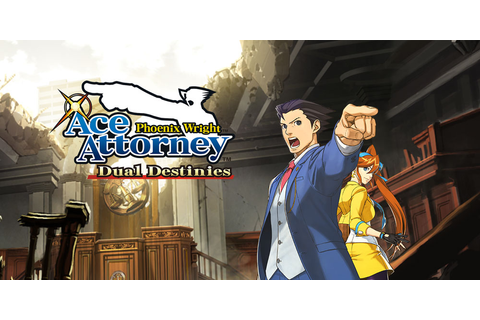 Phoenix Wright™: Ace Attorney™ – Dual Destinies | Nintendo ...