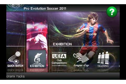 Gsm-beyond: Free Android Games : Pro Evolution Soccer 2011