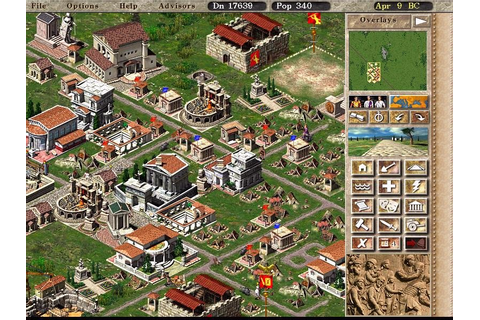 Caesar 3 (1998) - PC Review and Full Download | Old PC Gaming