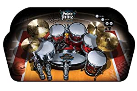 Amazon.com: Paper Jamz Instant Rock Star Drum Series 1 ...