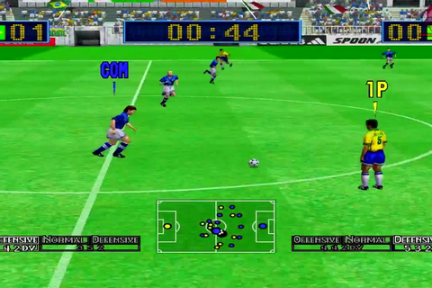 Virtua Striker 2 Download Game | GameFabrique