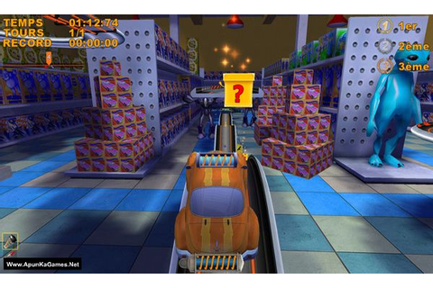 Mad Tracks PC Game - Free Download Full Version