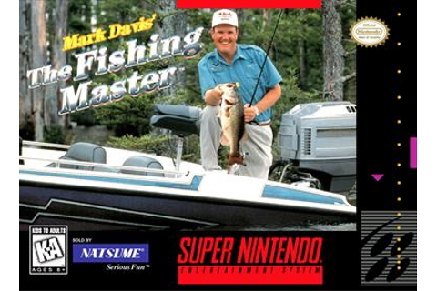 Mark Davis' The Fishing Master Details - LaunchBox Games ...