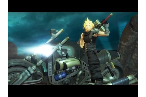 Final Fantasy VII G-Bike - E3 Trailer - E3 2014 - YouTube