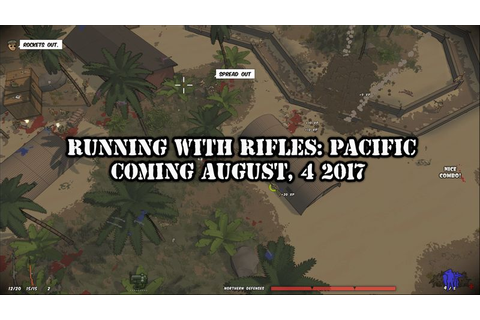 RUNNING WITH RIFLES | Open world top-down tactical shooter ...