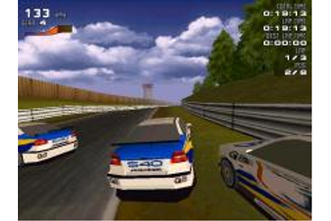 Volvo S40 Racing Download (1997 Sports Game)