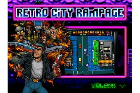 REVIEW: Retro City Rampage | oprainfall