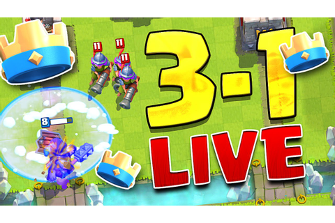 HIGH LEVEL LIVE BATTLES :: Clash Royale :: FIRST GAMES OF ...