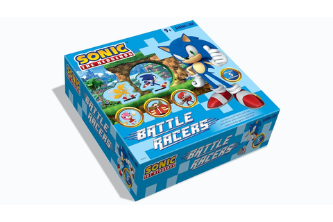 Sonic the Hedgehog: Battle Racers by Shinobi 7 —Kickstarter