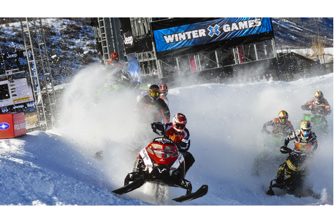 Winter X Games eliminates Snowmobile SnoCross, Speed and Style