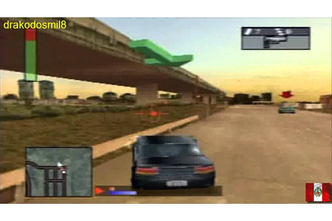 world scariest police chases (ps1) - YouTube