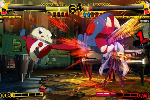 'Persona 4' fighting game will be region-locked on ...