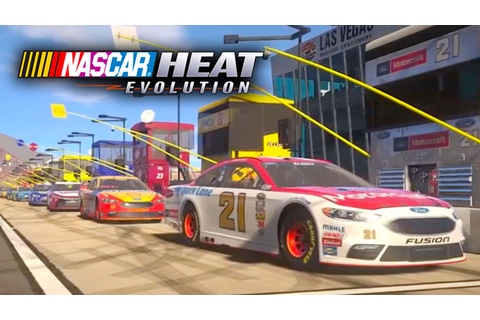 NASCAR Heat Evolution - Free Full Download | CODEX PC Games