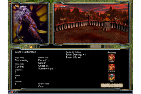 Warlords IV: Heroes of Etheria (2003 - Windows). Ссылки ...