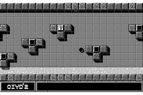 Download Oxyd 2 (Atari ST) - My Abandonware