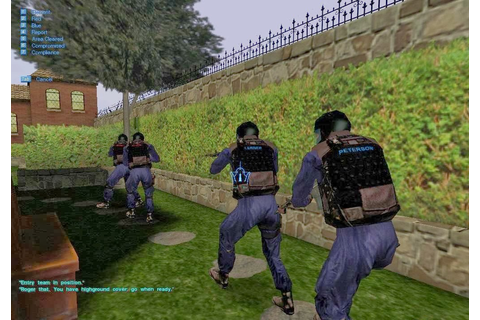 Swat 3 Close Quarters Battle Game Free Download | Games Mastia