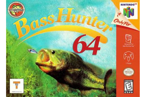 In-Fisherman Bass Hunter 64 Details - LaunchBox Games Database