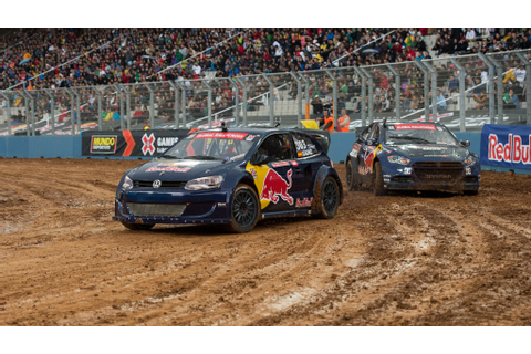 X Games Barcelona 2013 -- Ford RallyCross canceled because ...