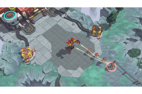 Action strategy game AirMech Arena coming to PS4, Xbox One ...