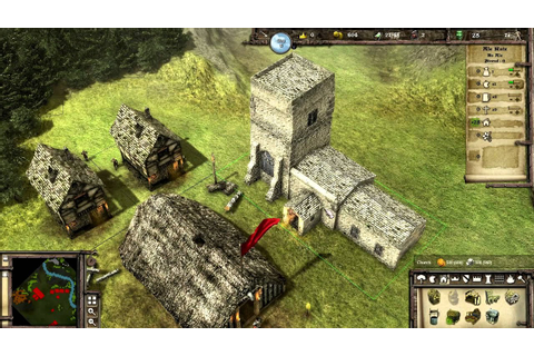 Stronghold 3 - 1080p Gameplay- [V.1.0.24037] First Release ...