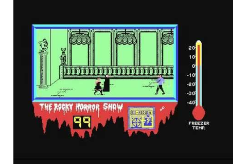 The Rocky Horror Show game ending by CRL - YouTube