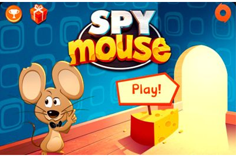 Spy mouse iPhone game - free. Download ipa for iPad,iPhone ...