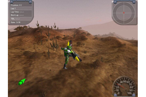 Download Motocross Madness 2 (Windows) - My Abandonware