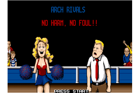 Arch Rivals Screenshots | GameFabrique