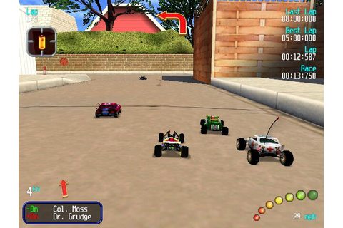 Free Download PC Games and Software: Re Volt 1999 Game