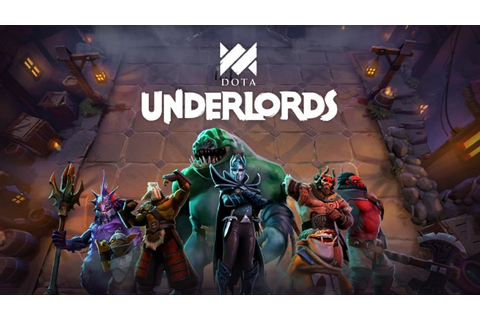 Dota Underlords, Valve's Auto Chess Title, Comes To Steam ...