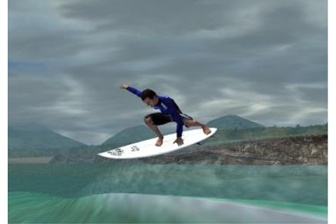 Screens: Sunny Garcia's Surfing - PS2 (5 of 6)