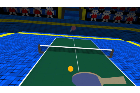 VR Ping Pong Review - PS4 | Push Square