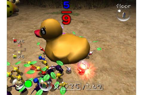 Pikmin 2 (GCN / GameCube) Game Profile | News, Reviews ...