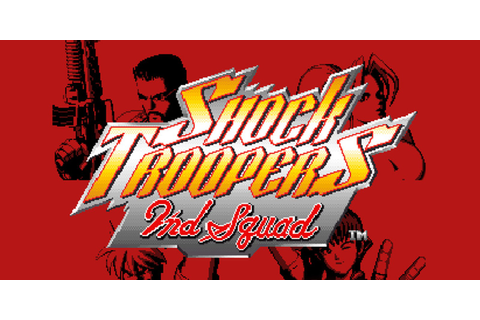 SHOCK TROOPERS 2ND SQUAD™ | NEOGEO | Games | Nintendo