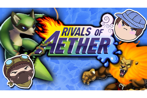 Rivals of Aether - Steam Train - YouTube