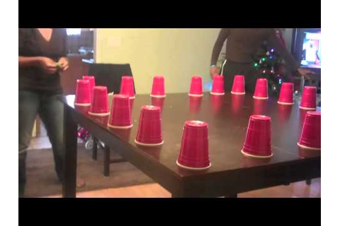"Family Game Night ""Minute To Win It"" - YouTube"