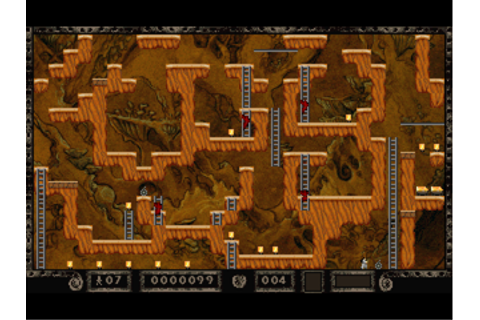 Lode Runner Extra Screenshots for PlayStation - MobyGames