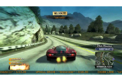 Burnout Paradise The Ultimate Box Gameplay |HD| - YouTube