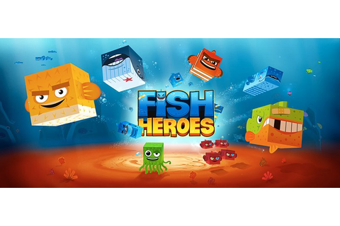 First Look: Fish Heroes, A 3-D Underwater Adventure Game