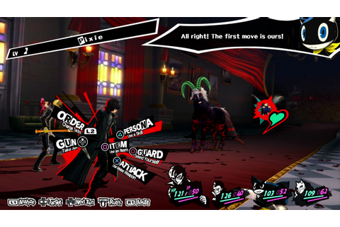 Persona 5 Review | USgamer