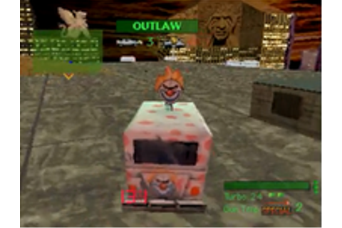 Twisted Metal (1995 video game) - Wikipedia