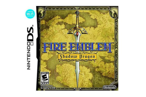 Fire Emblem: Shadow Dragon Nintendo DS Game - Newegg.com