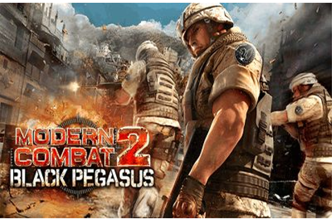iPhones Games and Applications: Modern Combat 2: Black Pegasus