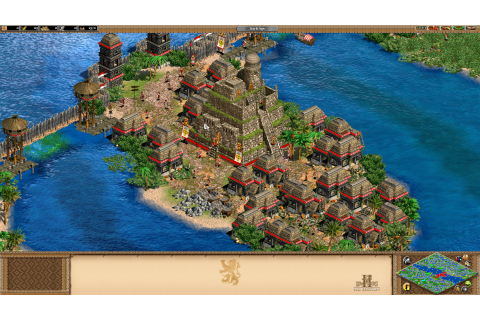 Age of Empires II : The Forgotten - Game Side Story