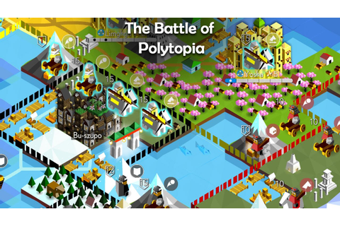 The Battle of Polytopia Android Gameplay - YouTube